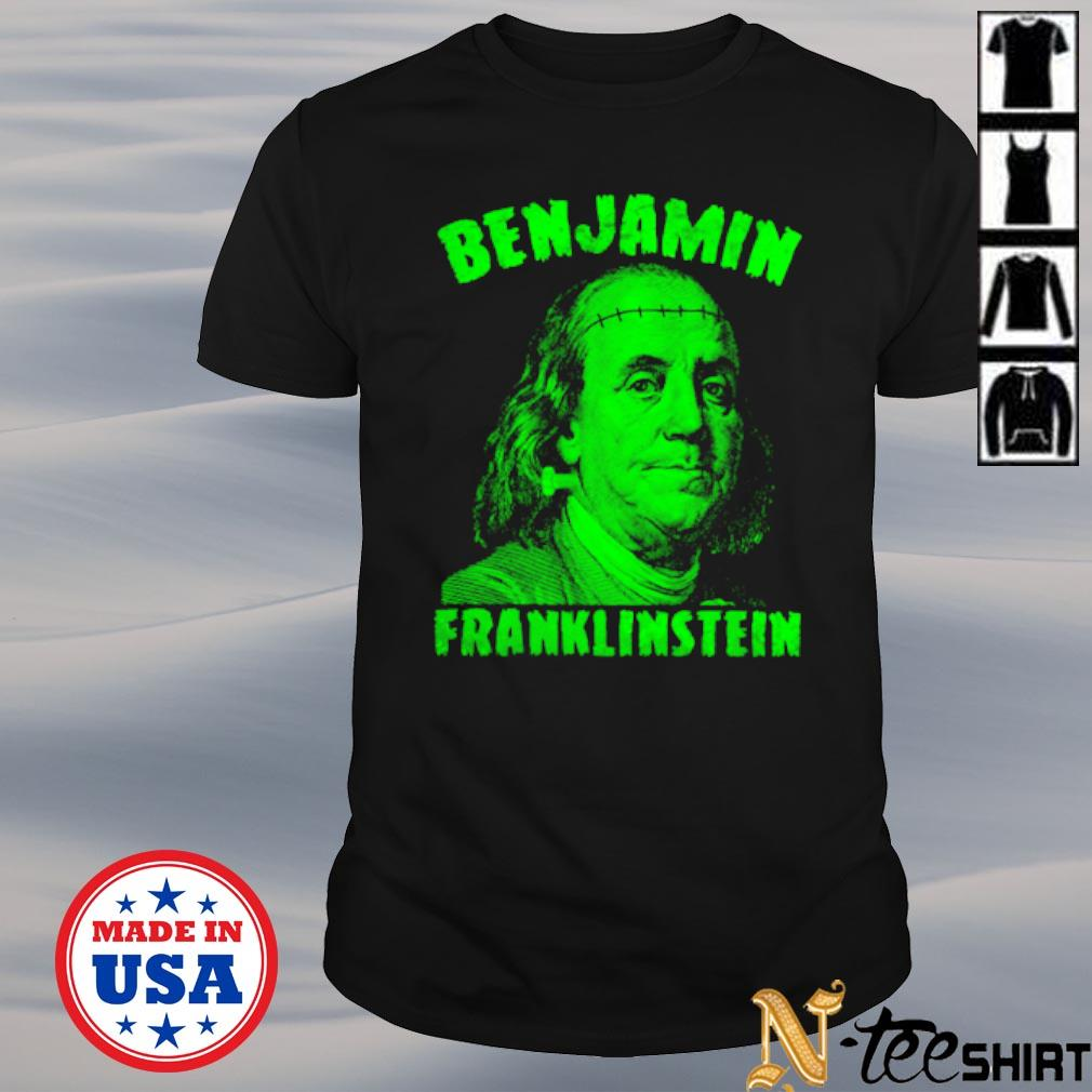 Benjamin Franklinstein shirt