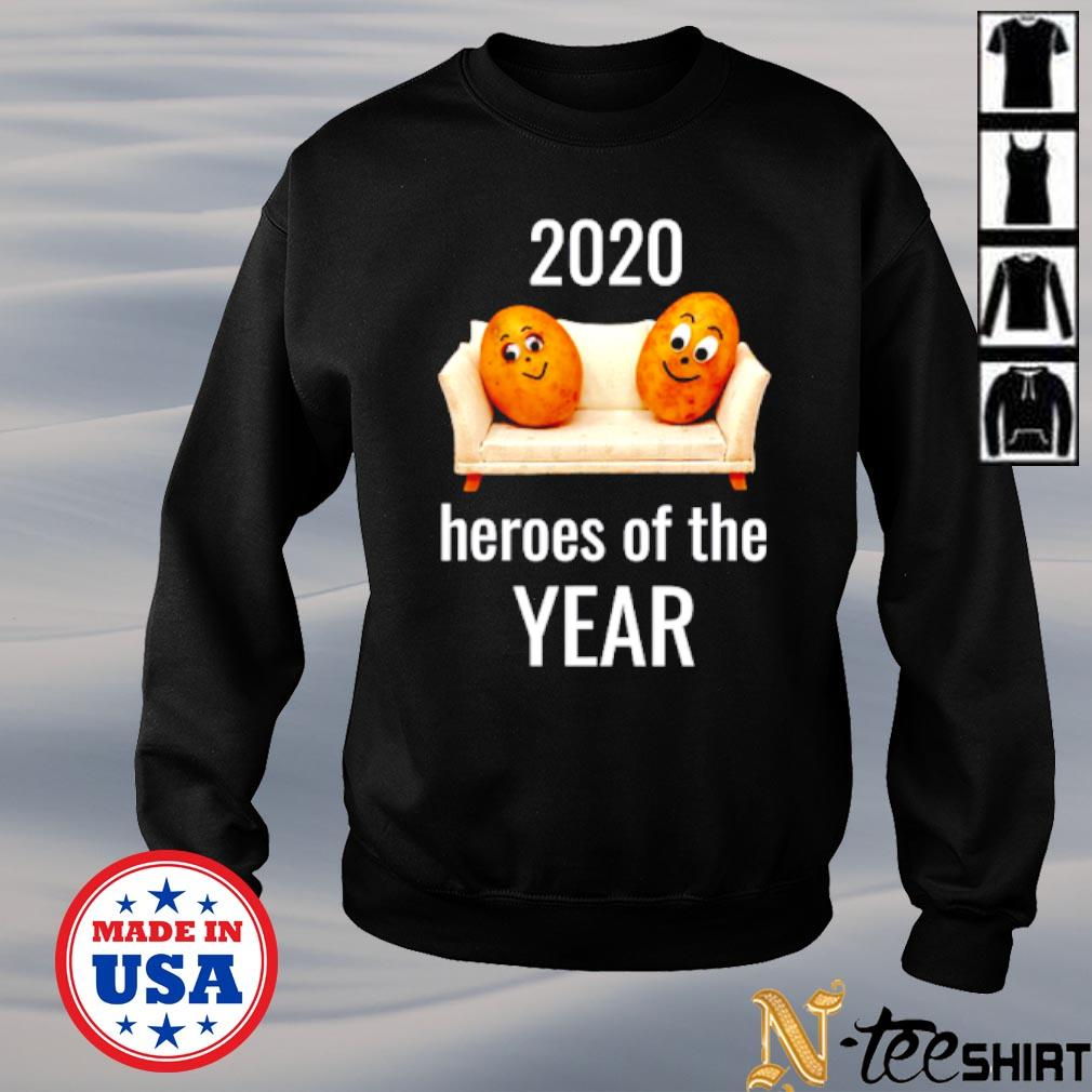 Couch Potato heroes of the year 2020 s sweater