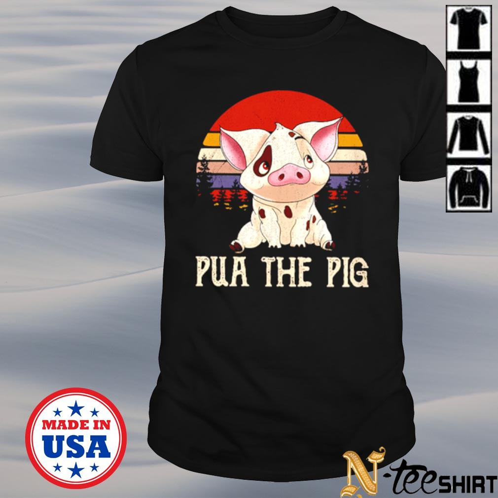 Pua the Pig Disney Moana vintage shirt