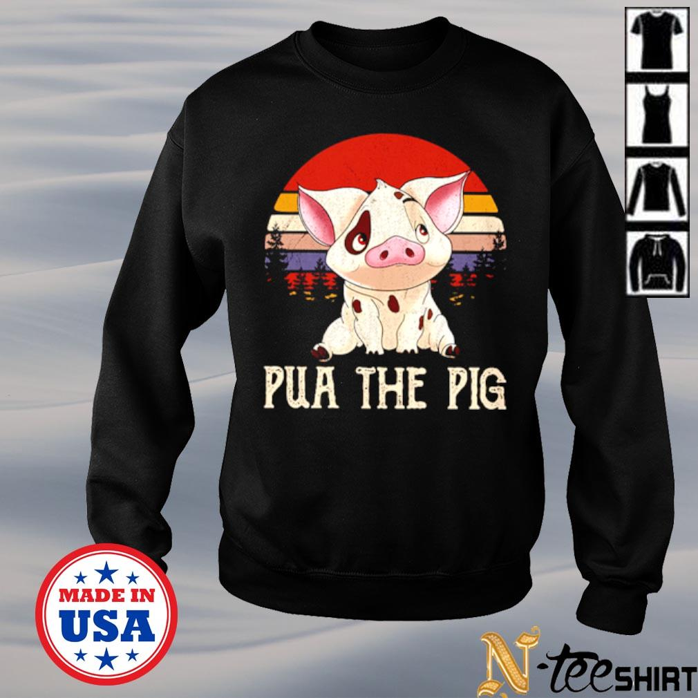 Pua the Pig Disney Moana vintage s sweater