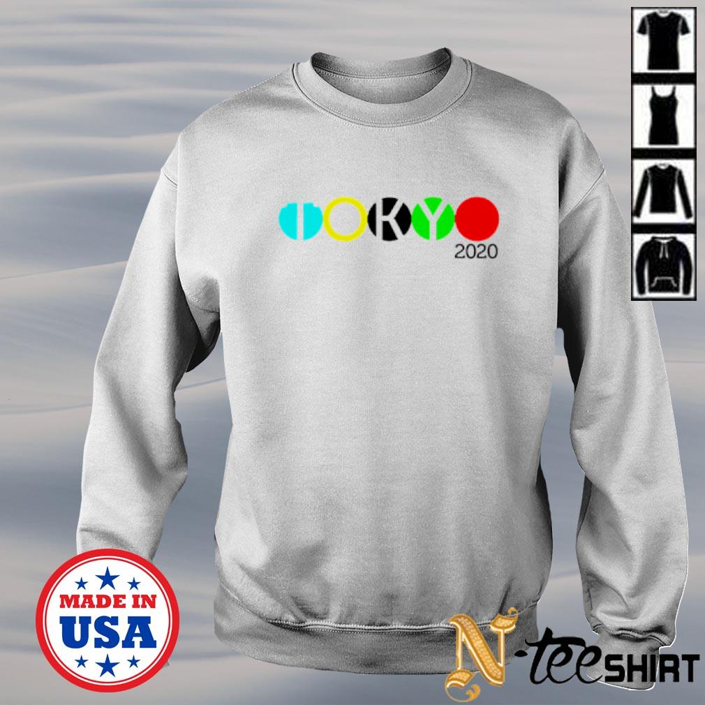 Tokyo 2020 Adult s sweater
