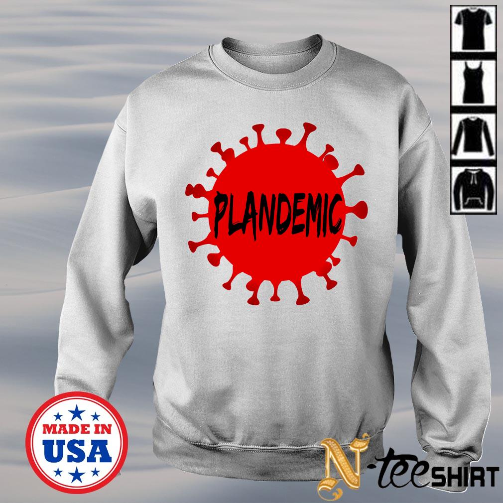 Plandemic Pandemic Covid sweater