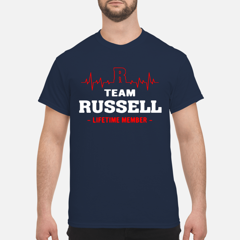 Team Russell life time member Shirt