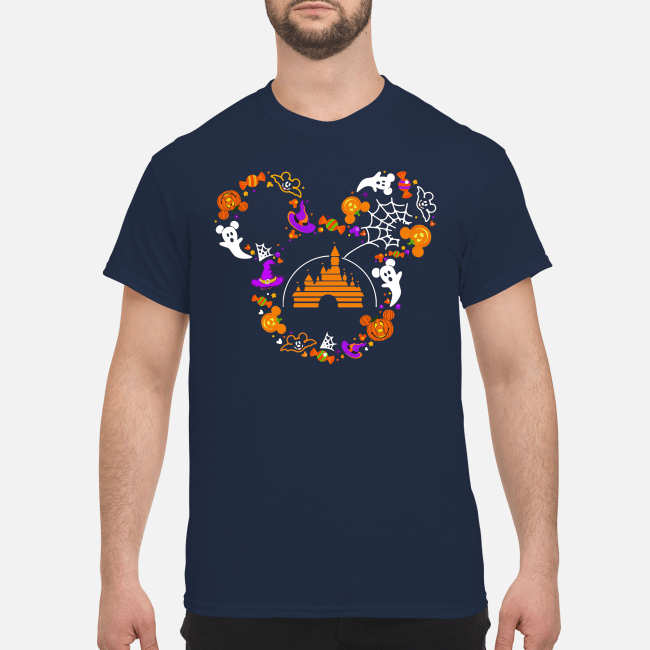 Halloween Walt Disney Mickey mouse Shirt