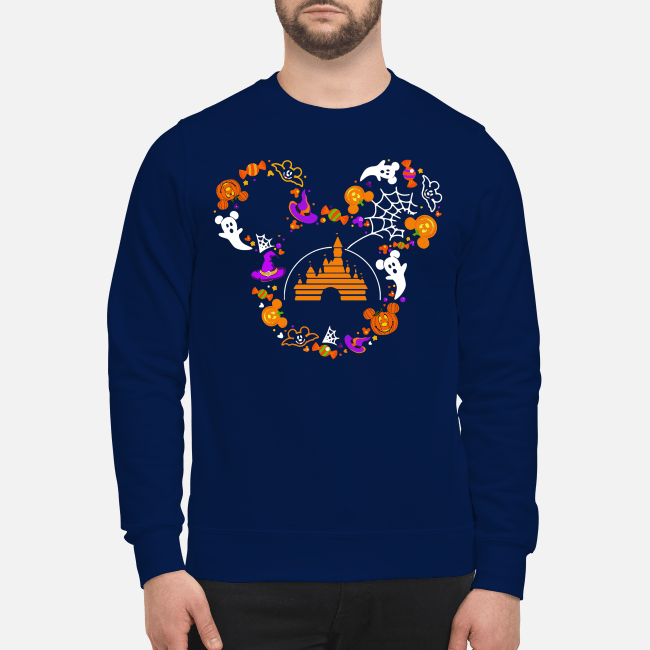 Halloween Walt Disney Mickey mouse Sweater