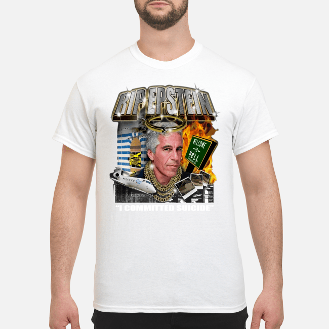 Obama Rip Jeffrey Epstein Shirt