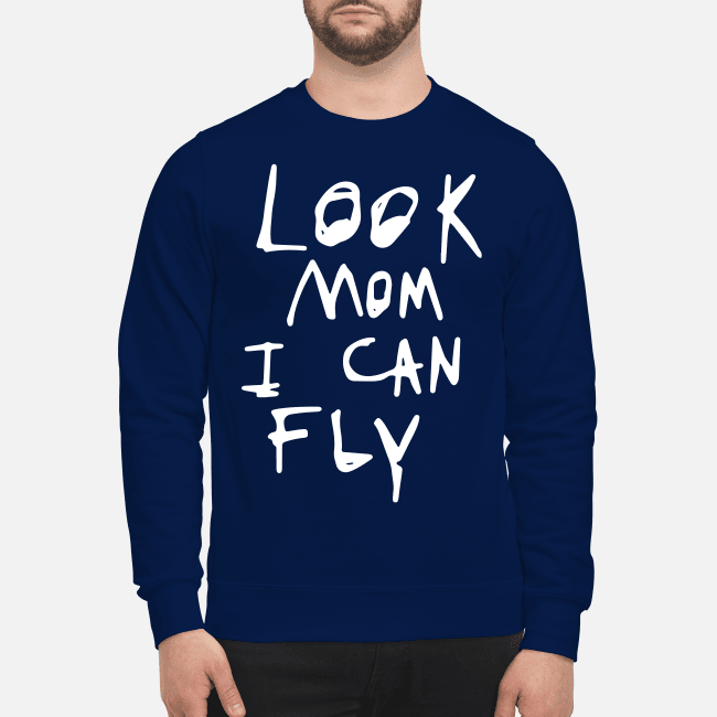 Look Mom I can fly Sweater