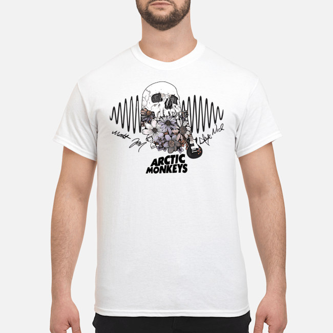 Official Arctic Monkeys Shirt