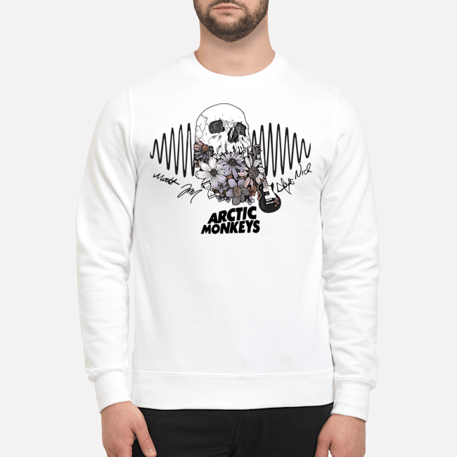 Official Arctic Monkeys Sweater
