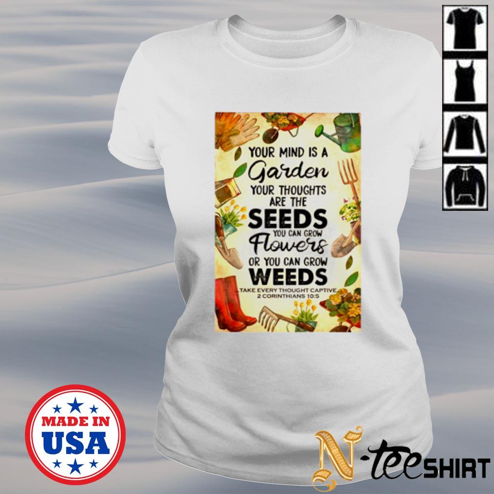 Growing Like a Weed Charcoal Youth /& Toddler Short Sleeve Graphic Gardening Tee
