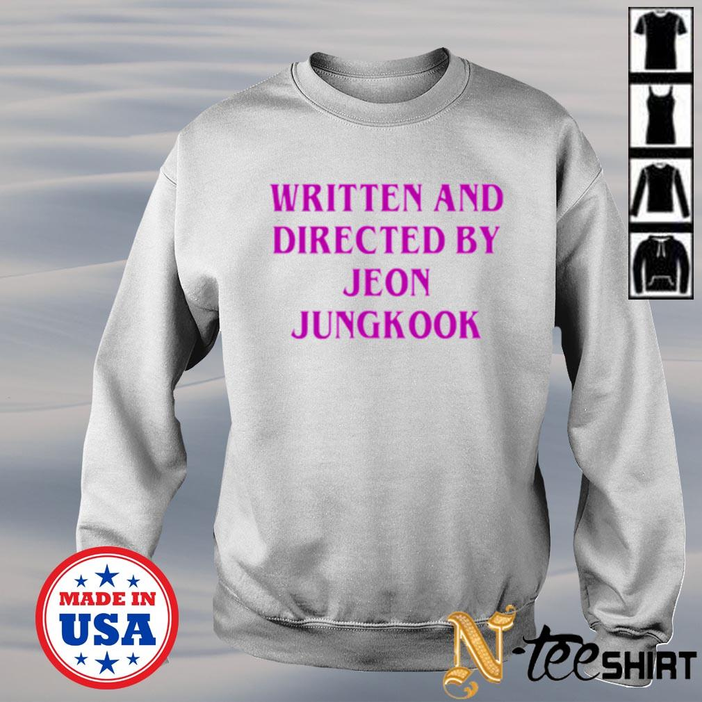 Written and directed by Jeon Jungkook s sweater